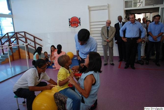 Prefeito ACM Neto, de Salvador, esteve presente à inauguração