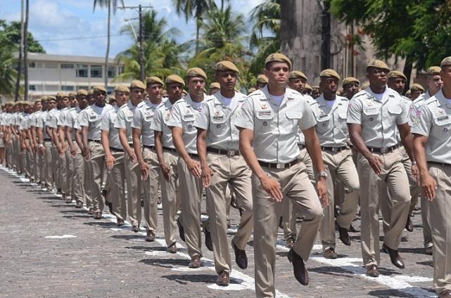 Nesta sexta-feira, 17, foram comemorados os 192 anos de criação da Polícia Militar na Bahia