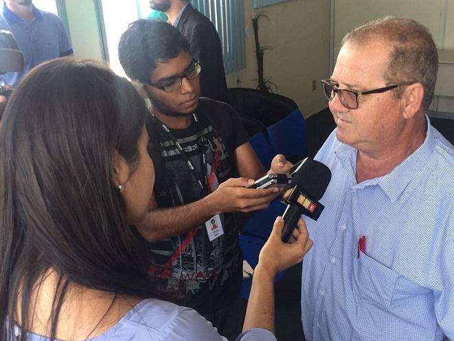 Presidente da ADJ Juarez Bolinha disse que equipe estará pronta para estrear em abril
