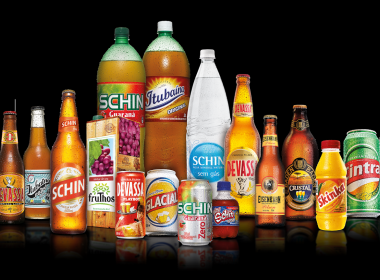 Produtos comercializados pela Brasil Kirin