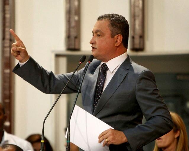 Rui Costa discursou na abertura da terceira Sessão Legislativa da 18ª Legislatura da Assembleia Legislativa