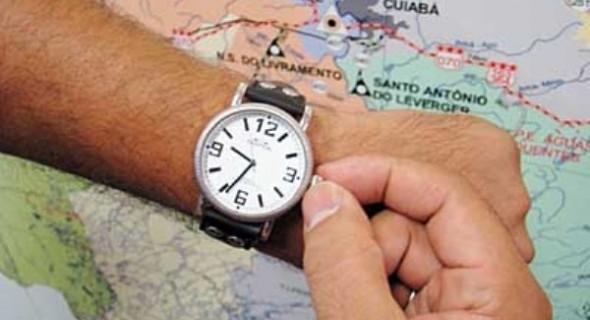 .A mudança de horário é adotada no Brasil desde 1931
