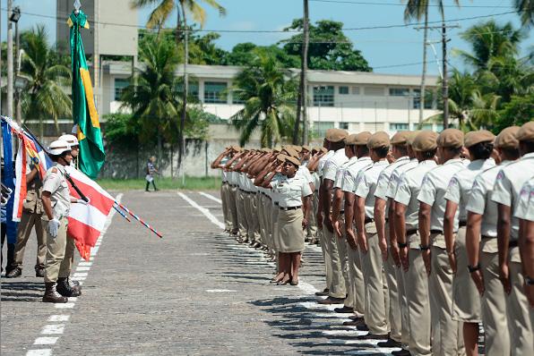 Bahia fará concurso para 2,7 mil vagas na PM e Bombeiros