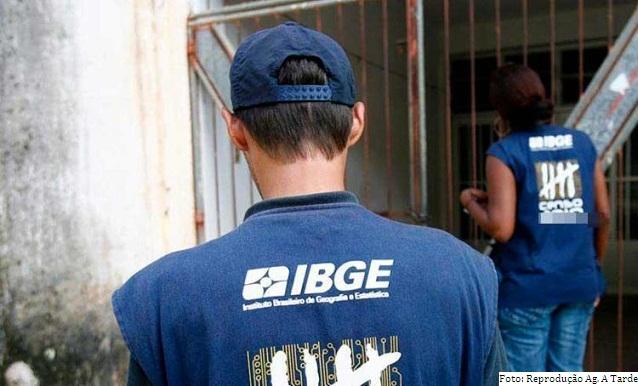 IBGE lança concurso com 1.038 vagas e salário de até R$ 4 mil