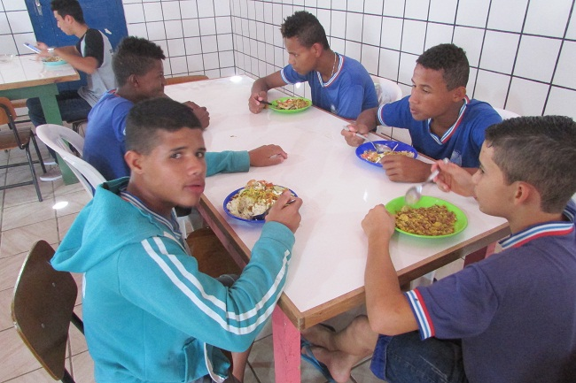 Escola Rural de Jaguaquara é o embrião de um futuro Centro Técnico Agrícola