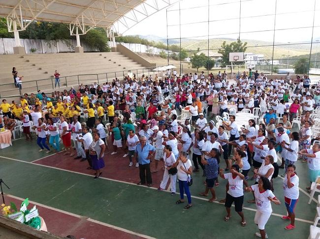 SESC promove atividades com grupos da Terceira Idade em Jequié