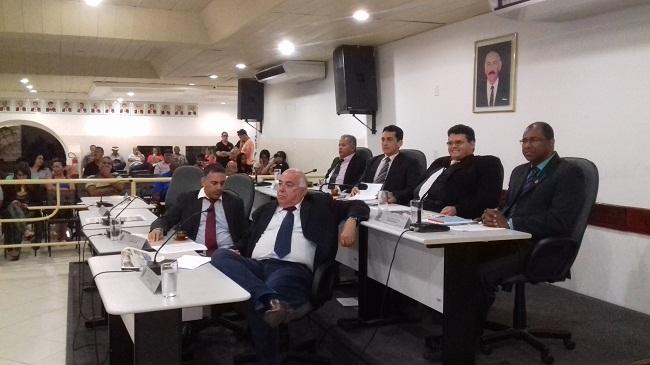 Mesmo admitindo cansaço Simões assume liderança de Gameleira na Câmara