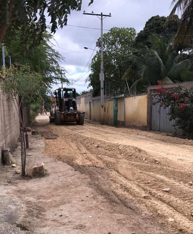 Pavimentação de ruas lidera como prioridade nº 01 para a população de Jequié