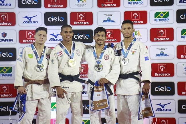 Judô Ação organiza recepção para atleta Hexa Campeão Brasileiro