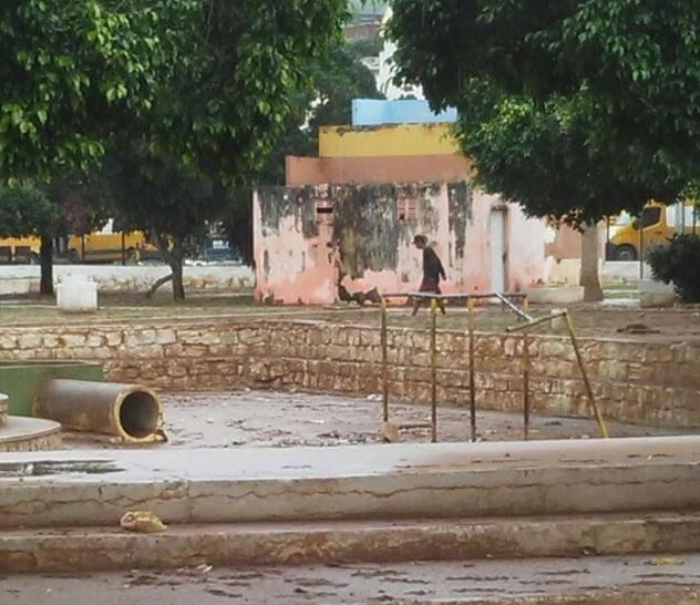 Chuva compromete ainda mais a deficiente infraestrutura de Jequié