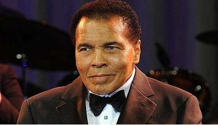 Muhammad Ali um dos principais nomes do boxe no mundo
